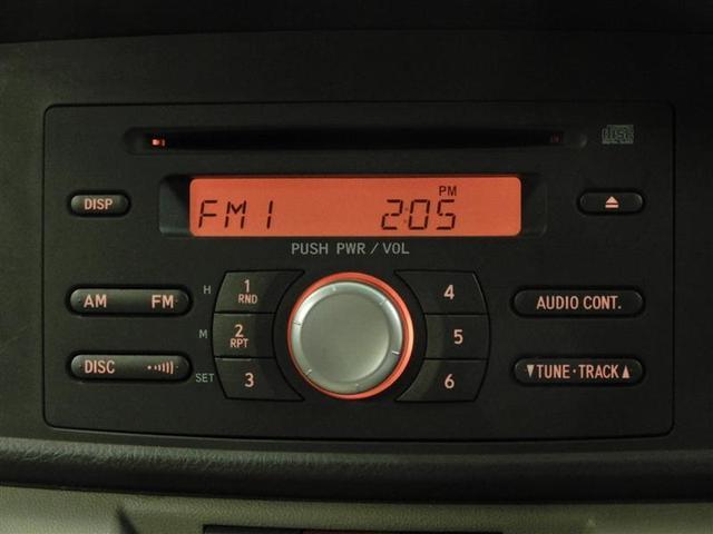 お気に入りの音楽を聴きながらのドライブも楽しみです。