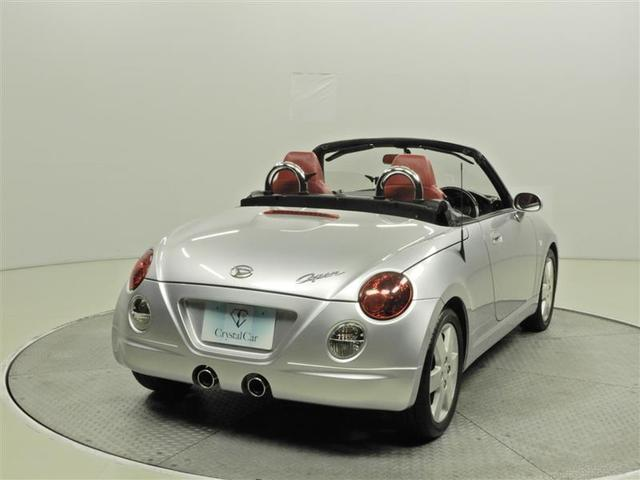 「ダイハツ」「コペン」「オープンカー」「静岡県」の中古車3