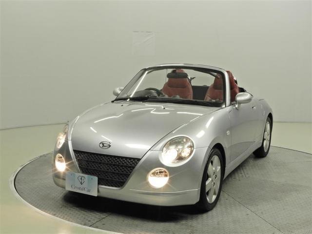 「ダイハツ」「コペン」「オープンカー」「静岡県」の中古車4