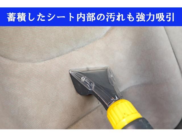 フィフティーオートでは内装クリーニングはもちろん、シートの汚れまで特殊な機械を使ってクリーニングしています!驚くぐらい汚れが取れますので、どのお車も気持ち良くドライブができる車内になっています♪