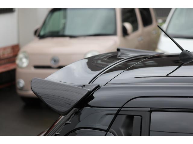 ベースグレード モンスタースポーツ(ECU N1-B・マフラー・インテークキット) アールズリアバンパー トラストカーボンウィング SWKカーボンフロントグリル ブリッツ車高調 デフィーN2ブースト計 イルミ ナビ(14枚目)