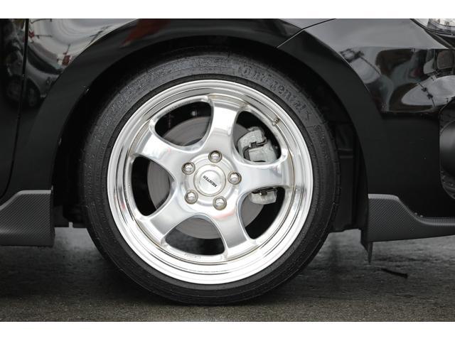 ベースグレード モンスタースポーツ(ECU N1-B・マフラー・インテークキット) アールズリアバンパー トラストカーボンウィング SWKカーボンフロントグリル ブリッツ車高調 デフィーN2ブースト計 イルミ ナビ(31枚目)