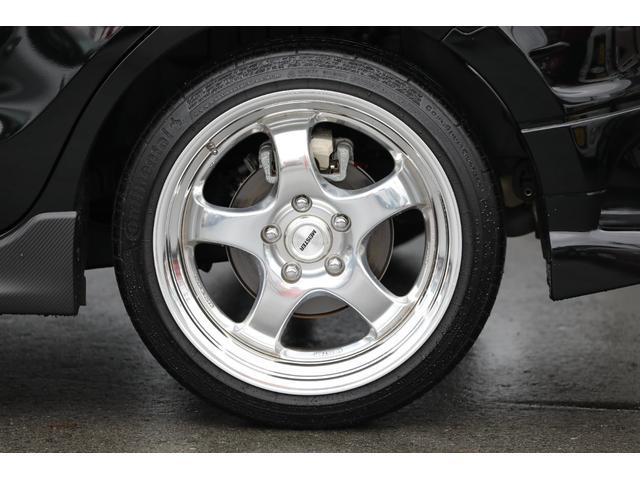 ベースグレード モンスタースポーツ(ECU N1-B・マフラー・インテークキット) アールズリアバンパー トラストカーボンウィング SWKカーボンフロントグリル ブリッツ車高調 デフィーN2ブースト計 イルミ ナビ(34枚目)