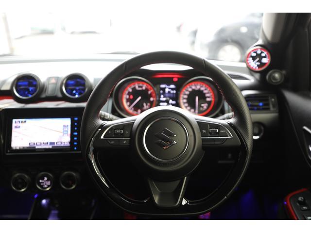 ベースグレード モンスタースポーツ(ECU N1-B・マフラー・インテークキット) アールズリアバンパー トラストカーボンウィング SWKカーボンフロントグリル ブリッツ車高調 デフィーN2ブースト計 イルミ ナビ(38枚目)