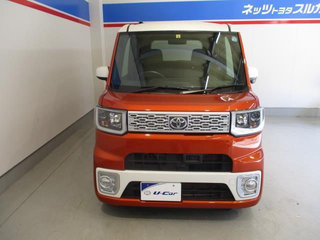「トヨタ」「ピクシスメガ」「コンパクトカー」「静岡県」の中古車5