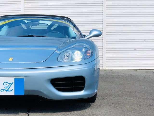 「フェラーリ」「360」「オープンカー」「静岡県」の中古車5