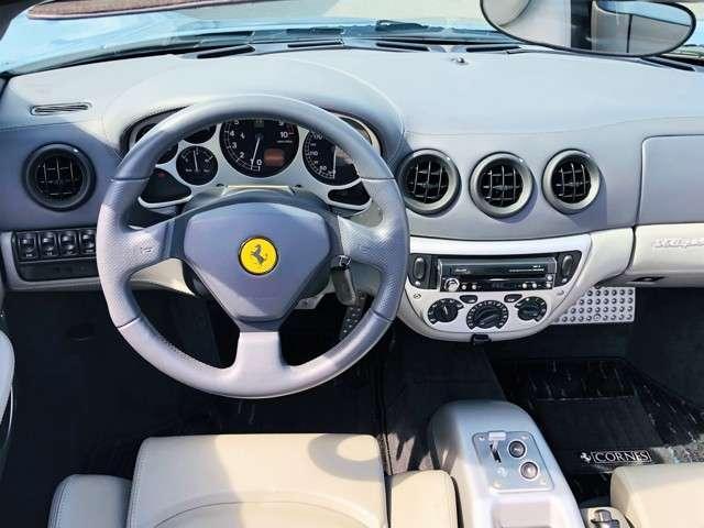 「フェラーリ」「360」「オープンカー」「静岡県」の中古車12
