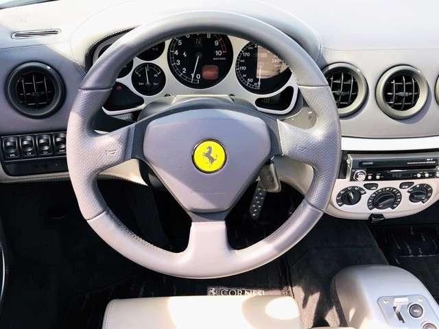 「フェラーリ」「360」「オープンカー」「静岡県」の中古車13