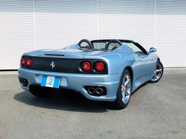 「フェラーリ」「360」「オープンカー」「静岡県」の中古車22