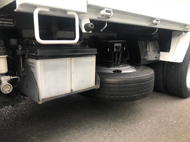 ダンプ 2t 低床 ワンオーナー車(17枚目)