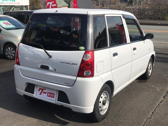 「スバル」「プレオ」「コンパクトカー」「静岡県」の中古車5
