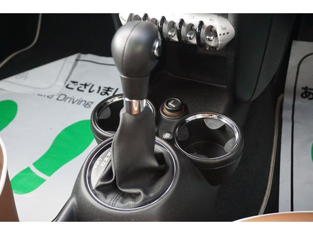 MINI MINI 50 メイフェア クーパー 限定車 レザーシート ナビ