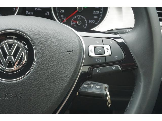 TSIコンフォートライン 衝突軽減ブレーキ・新品革調シートカバー・純正ナビ・フルセグTV・バックモニター・ACC・ETC2.0・ブルートゥースオーディオ(21枚目)