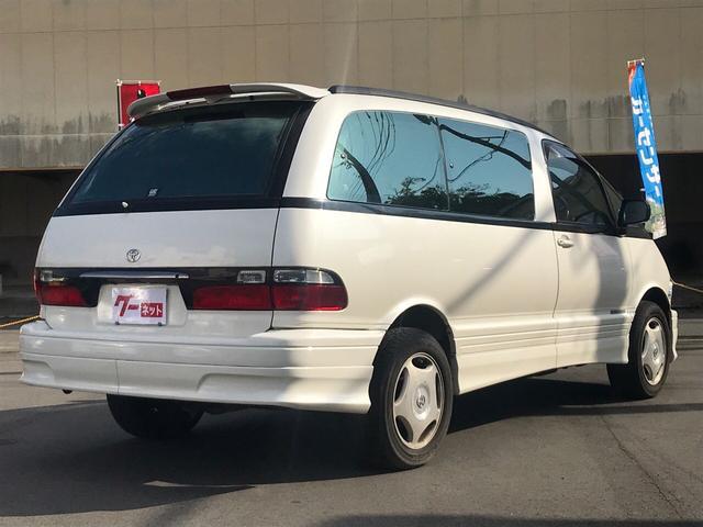 「トヨタ」「エスティマ」「ミニバン・ワンボックス」「静岡県」の中古車4