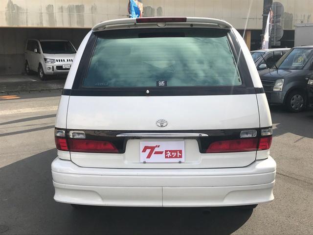 「トヨタ」「エスティマ」「ミニバン・ワンボックス」「静岡県」の中古車6
