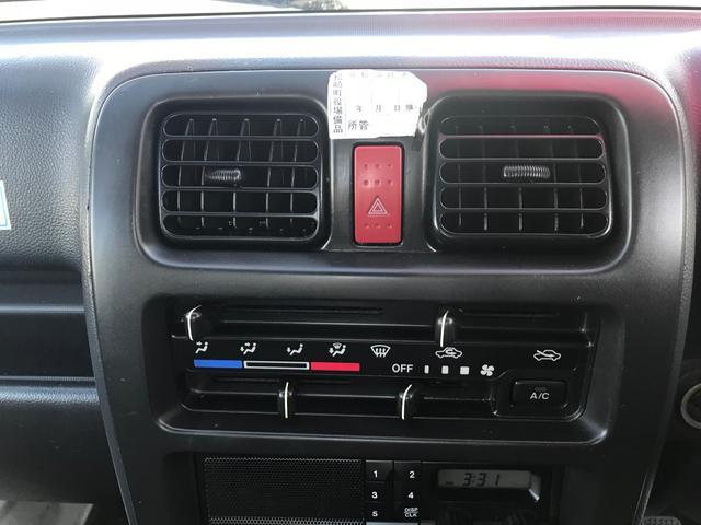 KCエアコン・パワステ 4WD 5MT(17枚目)