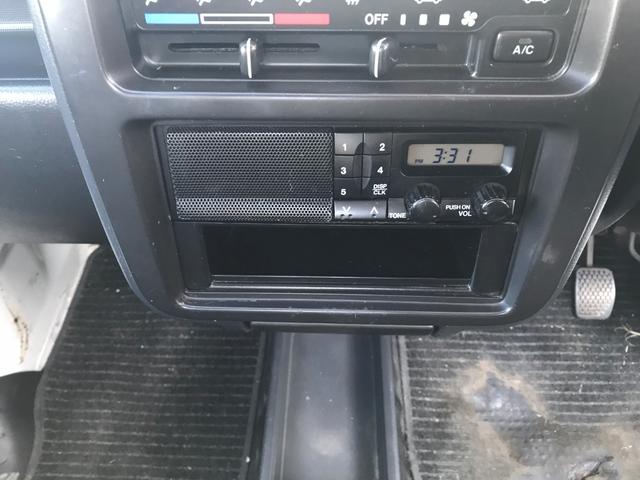 KCエアコン・パワステ 4WD 5MT(18枚目)