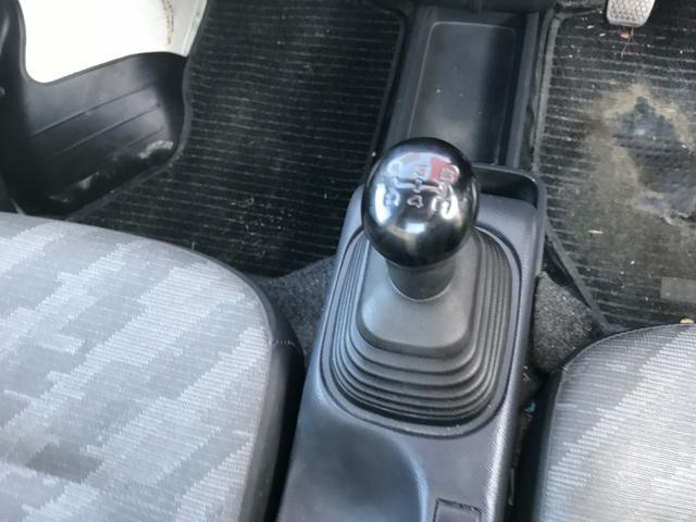 KCエアコン・パワステ 4WD 5MT(19枚目)
