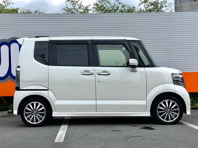 「ホンダ」「N-BOXカスタム」「コンパクトカー」「静岡県」の中古車5