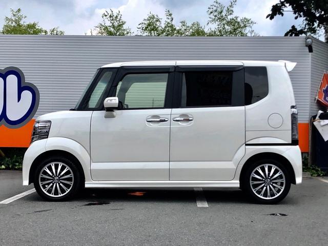 「ホンダ」「N-BOXカスタム」「コンパクトカー」「静岡県」の中古車6