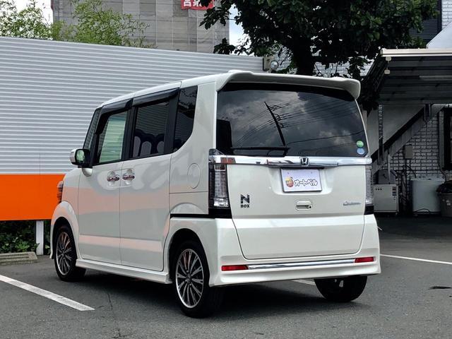 「ホンダ」「N-BOXカスタム」「コンパクトカー」「静岡県」の中古車7