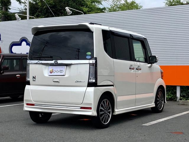 「ホンダ」「N-BOXカスタム」「コンパクトカー」「静岡県」の中古車9