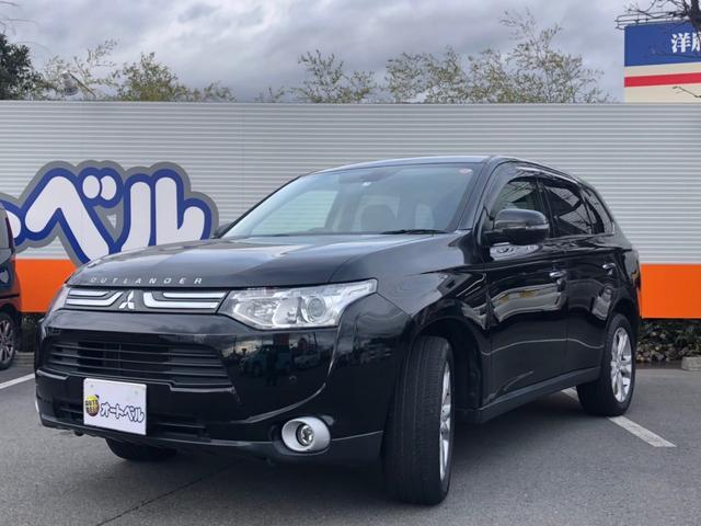 「三菱」「アウトランダー」「SUV・クロカン」「静岡県」の中古車4