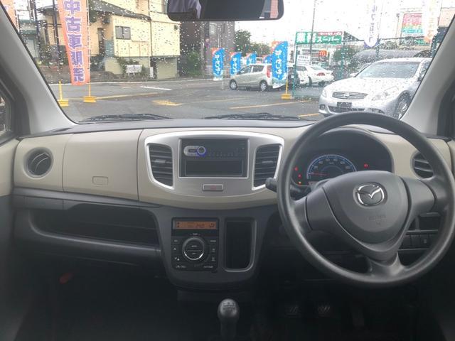 「マツダ」「フレア」「コンパクトカー」「静岡県」の中古車19