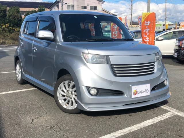 「トヨタ」「bB」「ミニバン・ワンボックス」「静岡県」の中古車7