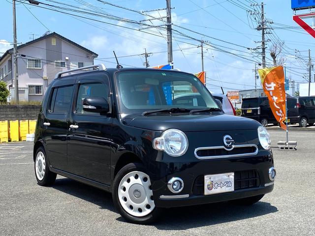 「ダイハツ」「ミラココア」「軽自動車」「静岡県」の中古車9
