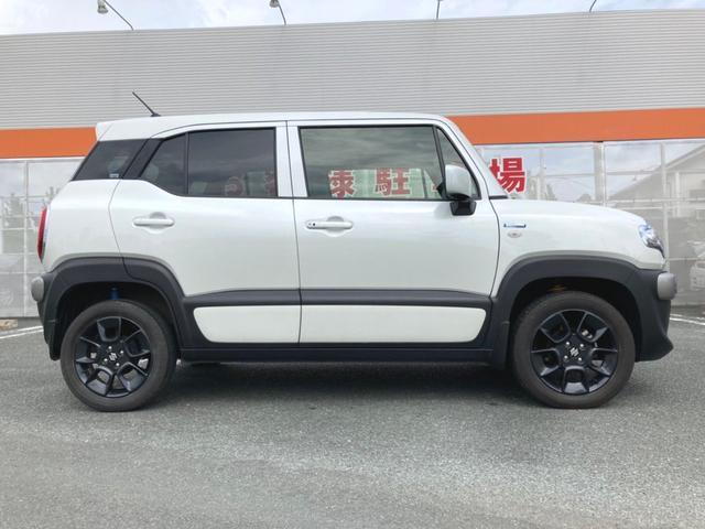 「スズキ」「クロスビー」「SUV・クロカン」「静岡県」の中古車8