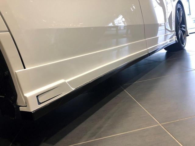 2.5S-C M'z新車コンプリート エアロ 車高調 AW(11枚目)
