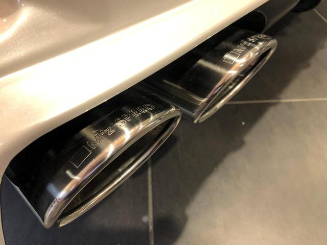 2.5S-C M'z新車コンプリート エアロ 車高調 AW(13枚目)