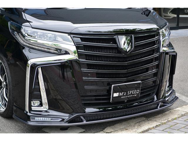 3.5SC ZEUS新車コンプリート エアロ 車高調(9枚目)