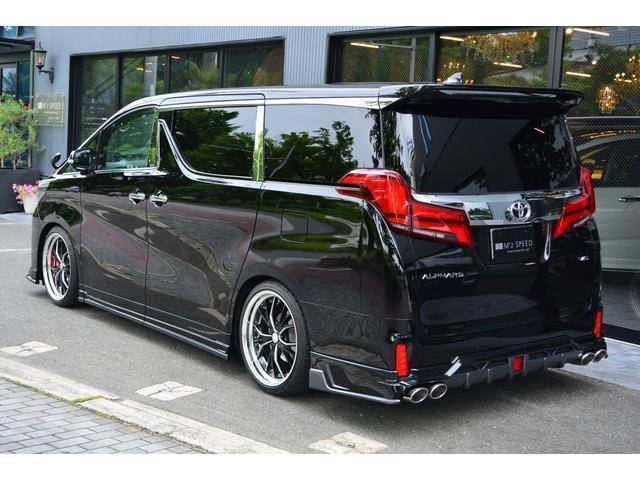 3.5SC ZEUS新車コンプリート エアロ 車高調(11枚目)