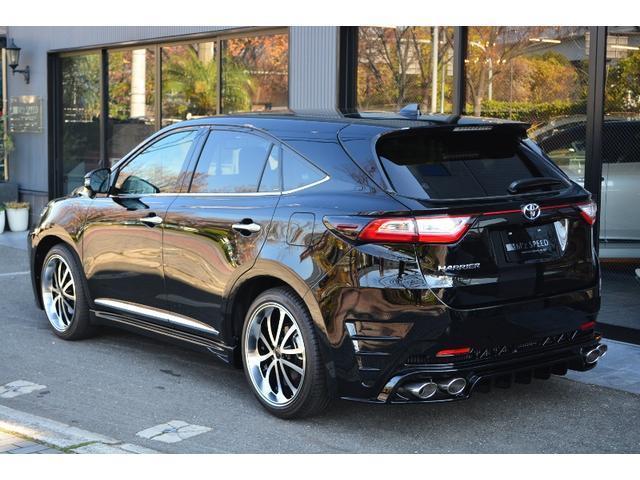 新車ですので、ボディーカラー・メーカーオプション・ディーラーオプションの選択が可能です。また、MzSPEEDの豊富なパーツ・パッケージの中よりお客様だけの1台をお作り致します。