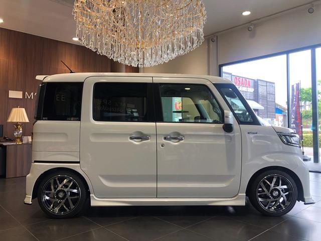 ハイブリッドXSターボ M'z新車コンプリート 車高調Ver(8枚目)