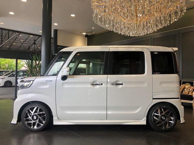 ハイブリッドXSターボ M'z新車コンプリート 車高調Ver(9枚目)