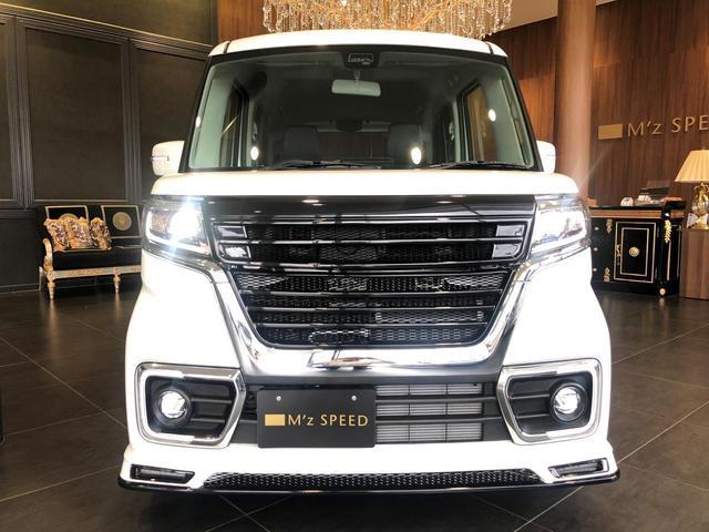 ハイブリッドXSターボ M'z新車コンプリート 車高調Ver(12枚目)