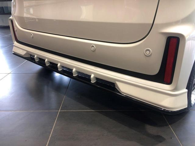 ハイブリッドXSターボ M'z新車コンプリート 車高調Ver(17枚目)