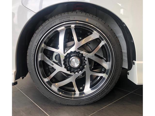 ハイブリッドXSターボ M'z新車コンプリート 車高調Ver(18枚目)