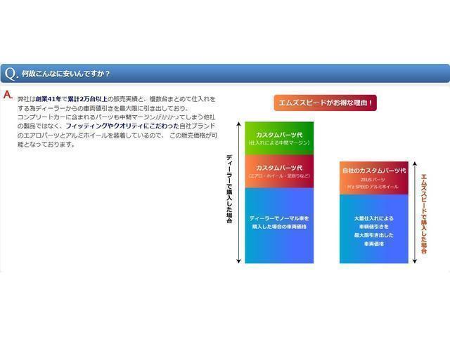 G パノラマルーフ M'z新車コンプリート 車高調Ver(18枚目)