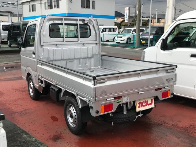 KCエアコン・パワステ農繁仕様 4WD 届出済未使用車(8枚目)