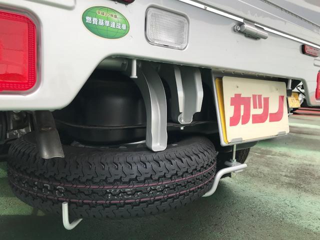 KC 4WD 届出済未使用車 マット バイザー付き(9枚目)