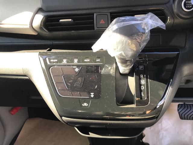 X インテリジェントブレーキ 届出済未使用車 バックカメラ(13枚目)