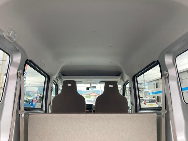 DX 5速マニュアル パワーステアリング エアコン Wエアバック 2WD 届出済未使用車 社外バイザー 社外マット 最大積載量350kg(22枚目)