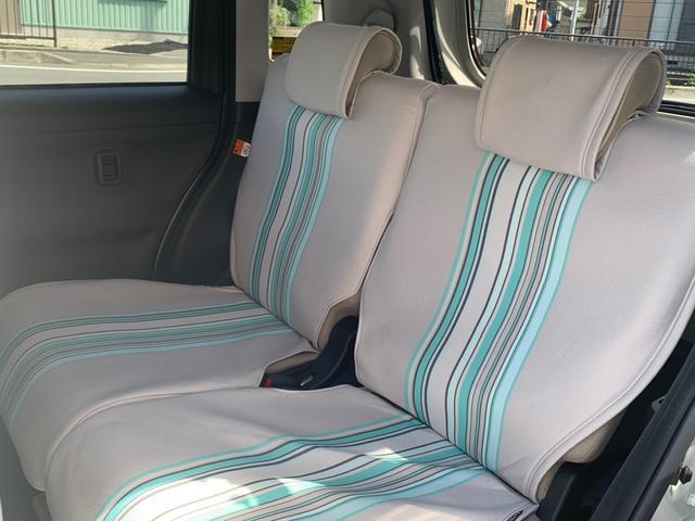 シートカバーがついていたのでシート自体もきれいな状態です!