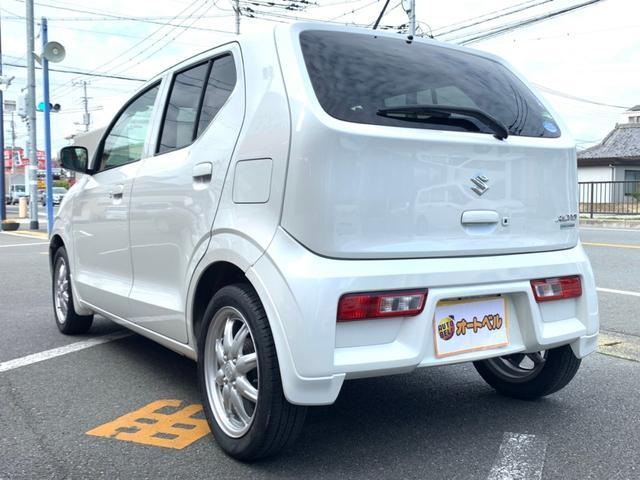 「スズキ」「アルト」「軽自動車」「静岡県」の中古車4
