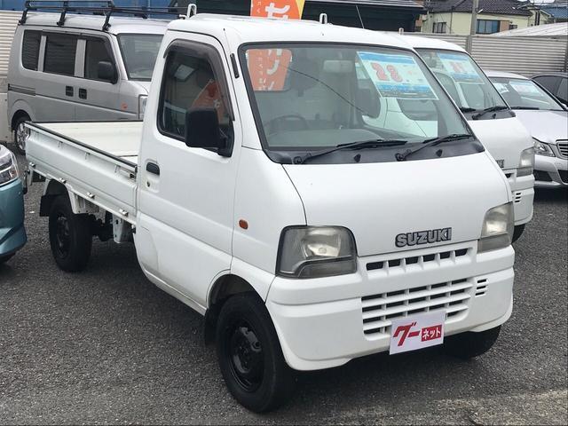 KUスペシャル エアコン パワステ  4WD 5速マニュアル(3枚目)