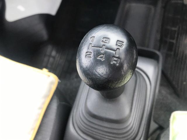 KCエアコン・パワステ 4WD 5速マニュアル(14枚目)